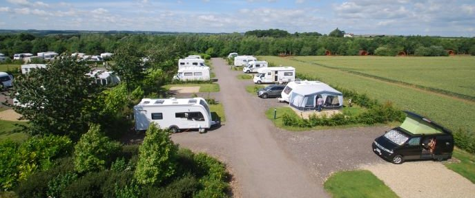Standard fully serviced Pitches
