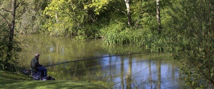 Eye Kettleby Lakes Fisherman