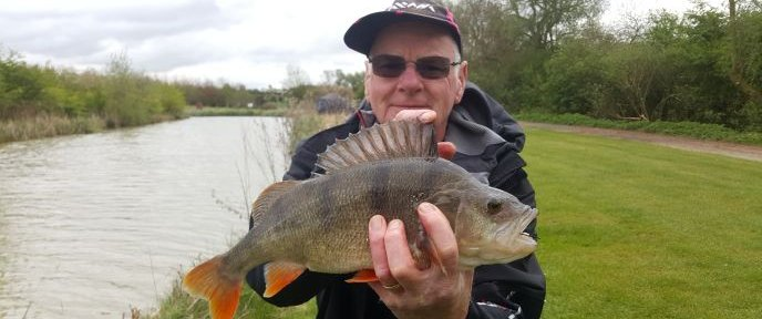Eye Kettleby Lakes Fishing Lake 4 2017