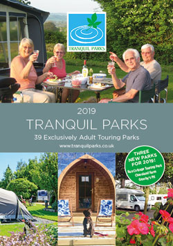 Tranquil Parks 2019 brochure