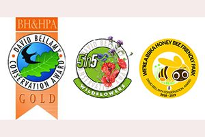 David Bellamy award logos