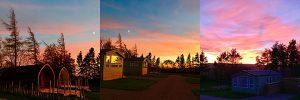 Longnor-Wd-accom-3pics-sunset