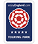 Visit England 5 star Touring Park