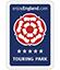 Visit England 5 star Touring Park