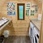 Grooby's pit caravan park wash room