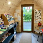 Grooby's pit caravan park Glamping pod