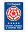 Visit England 5 Star Holiday Touring Camping