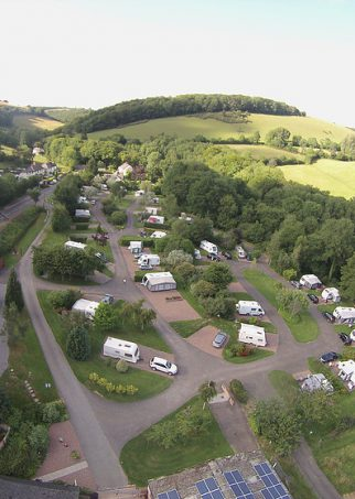 Waterrow Touring Park | Tranquil Parks
