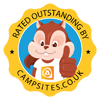 Campsite.co.uk National overall winner for 2019