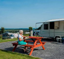 Llwynifan Farm Caravan Park | Tranquil Parks