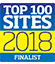 Top 100 Sites 2018 Finalist