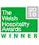 The Welsh Hospitality Awards Winner 2016