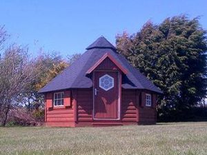 The Willows Abersoch Chillout Pod