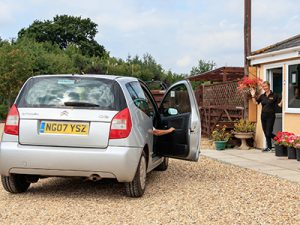 Car hire at Bath Chew Valley Caravan Park