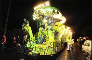 Dazzling Somerset carnivals