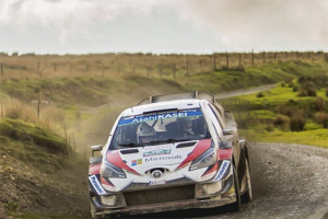Wales GB Rally in Llanddudno