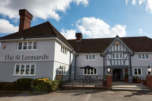 St Leonards Hotel near Back of Beyond Touring Camping & Glamping Park