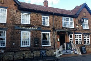Sheffield Arms near Brookside Country Park