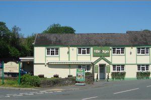 The Bridge Pub near South Wales Touring Park