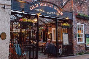 The Old White pub York