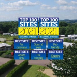 Tranquil Parks in Top 100 Sites Guide 2021