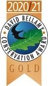 David Bellamy 2020-21 Gold