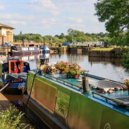 York Naburn Lock Caravan Park joins Tranquil Parks